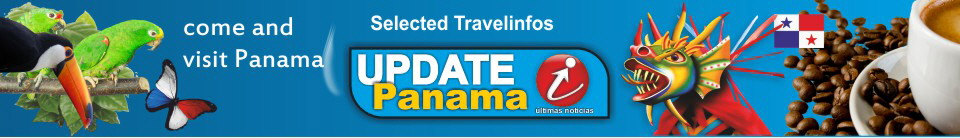 visit Panama with UPDATE Panama Magazine